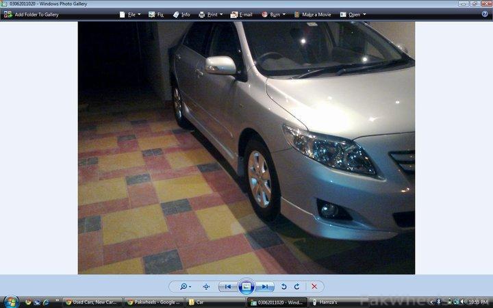 "Project ""Laadli"" - My Toyota Corolla GLi 2010 - 248475"