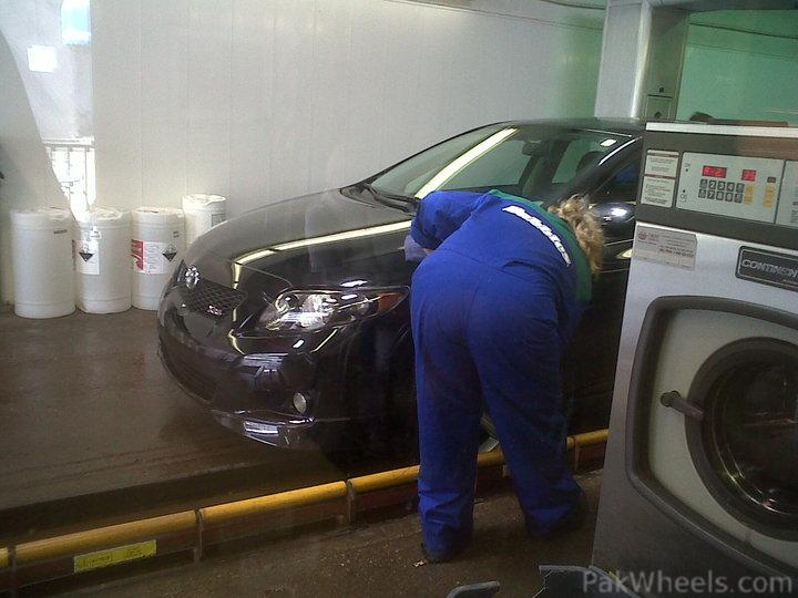 "Project ""Laadli"" - My Toyota Corolla GLi 2010 - 249490"