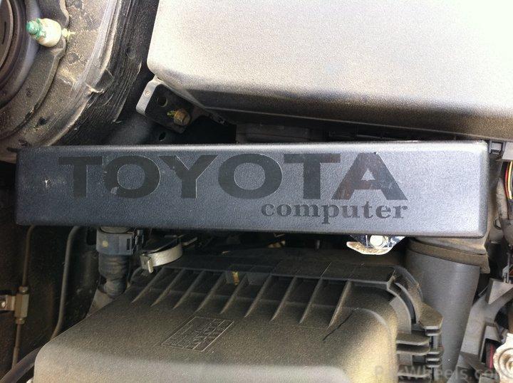"Project ""Laadli"" - My Toyota Corolla GLi 2010 - 255948"