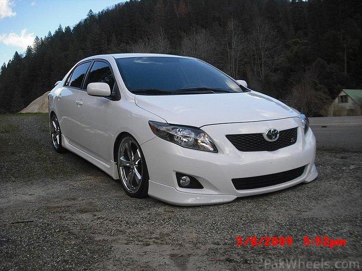 "Project ""Laadli"" - My Toyota Corolla GLi 2010 - 258630"