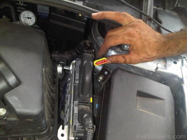 Shahid:: Installed Landi Renzo CNG Kit with Lamda Control System in GLI-2011 - 260744