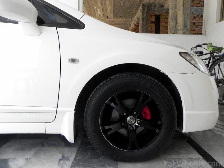 "Project ""Laadli"" - My Toyota Corolla GLi 2010 - 262084"