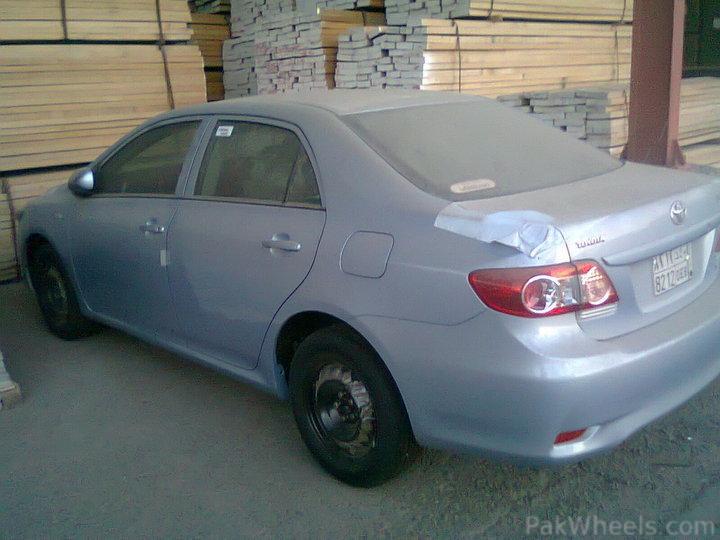 "Project ""Laadli"" - My Toyota Corolla GLi 2010 - 266808"