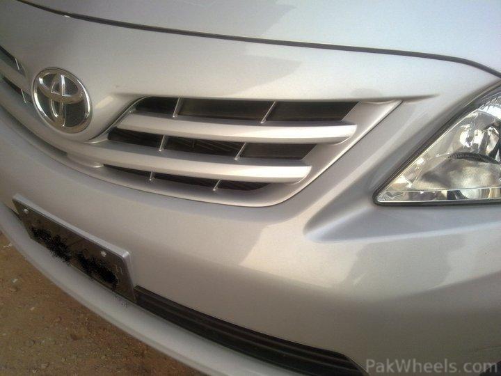 "Project ""Laadli"" - My Toyota Corolla GLi 2010 - 268892"