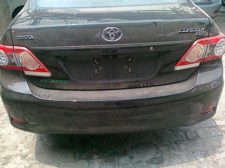 CNG Corolla Pictures - 275000