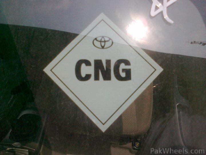 CNG Corolla Pictures - 275001
