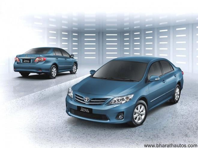 Siver color discontinued in all Corolla variants - 311273