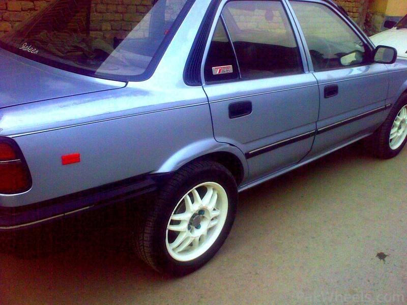 88 to 90 Toyota Corolla Fanclub - 312705