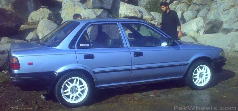 88 to 90 Toyota Corolla Fanclub - 312707