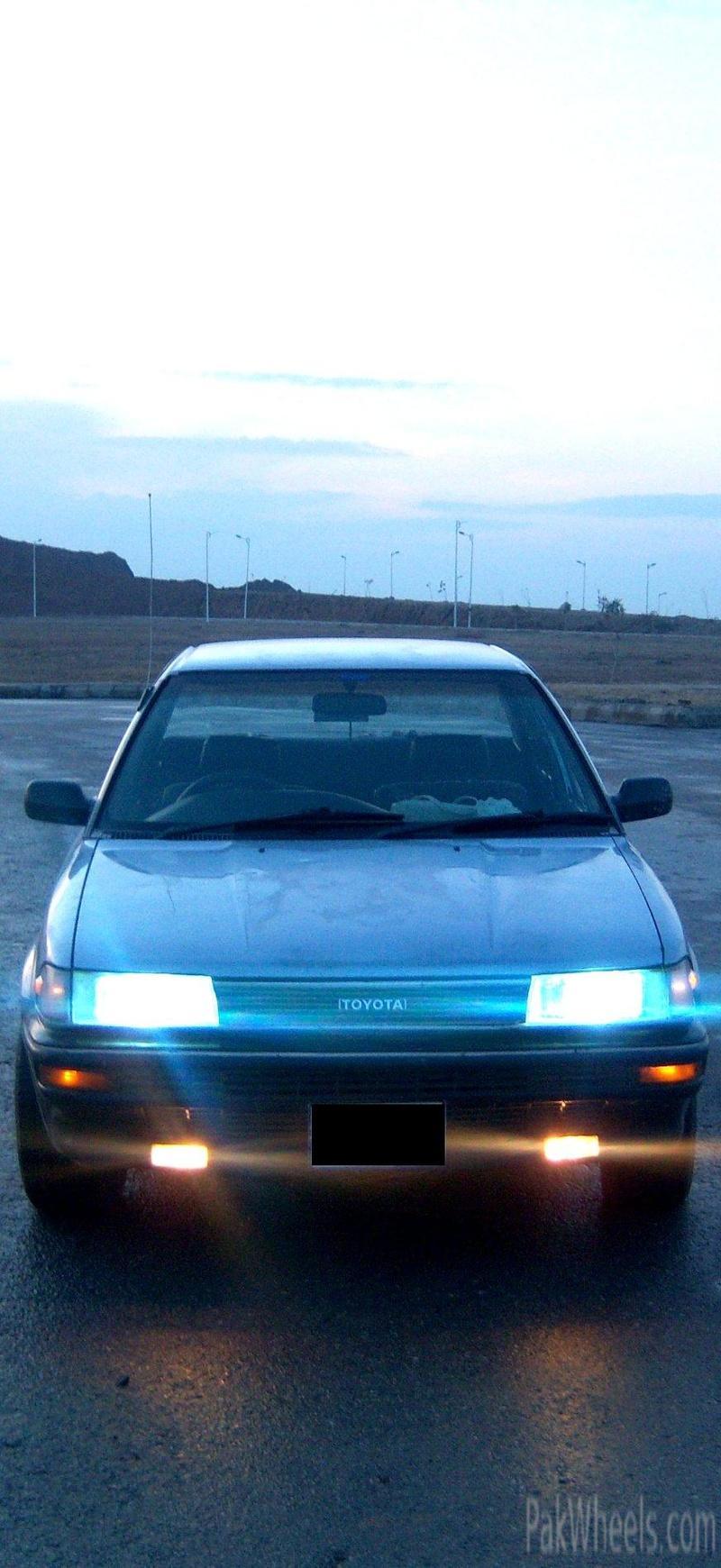 88 to 90 Toyota Corolla Fanclub - 312711