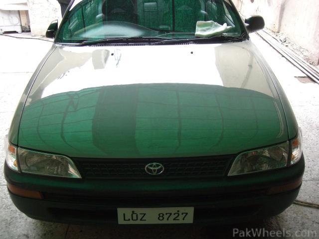 2ZZGE - Indus Corolla (Tilsim) - 354920