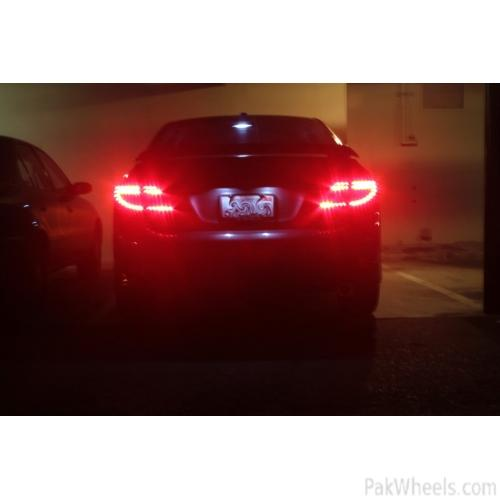 Corolla 09 LED Tail Lamps (new design) - 357054