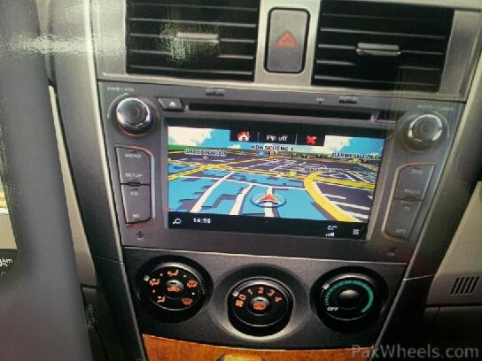 Altis now with navigation system - 380070