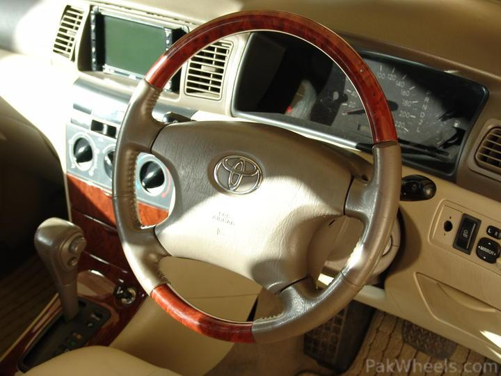 JDM Powered Seats & Steering in my Corolla :) - 59392