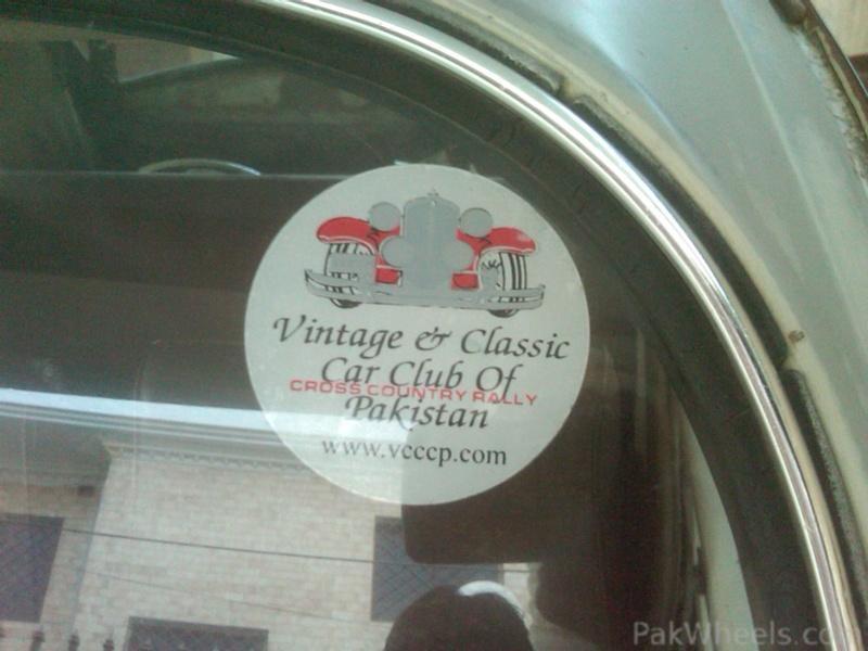 Volkswagen Club of Pakistan (VWCOP) - 328821