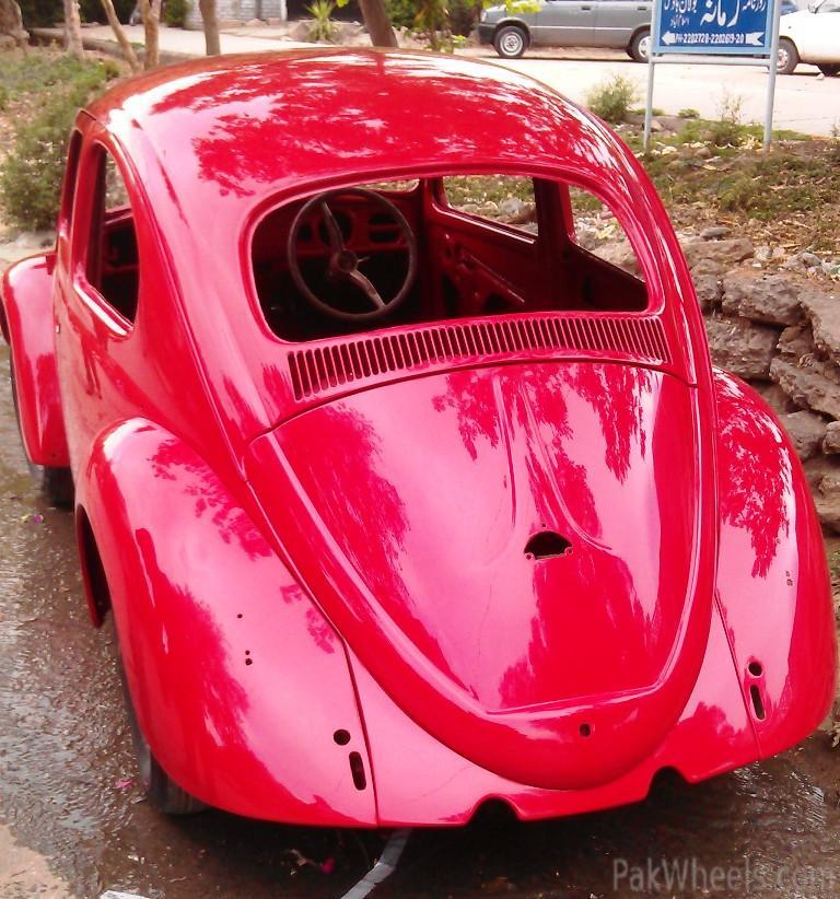 Volkswagen Club of Pakistan (VWCOP) - 400683