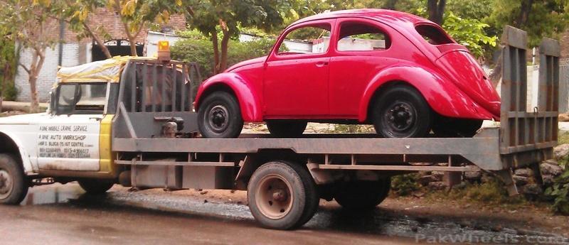 Volkswagen Club of Pakistan (VWCOP) - 400684