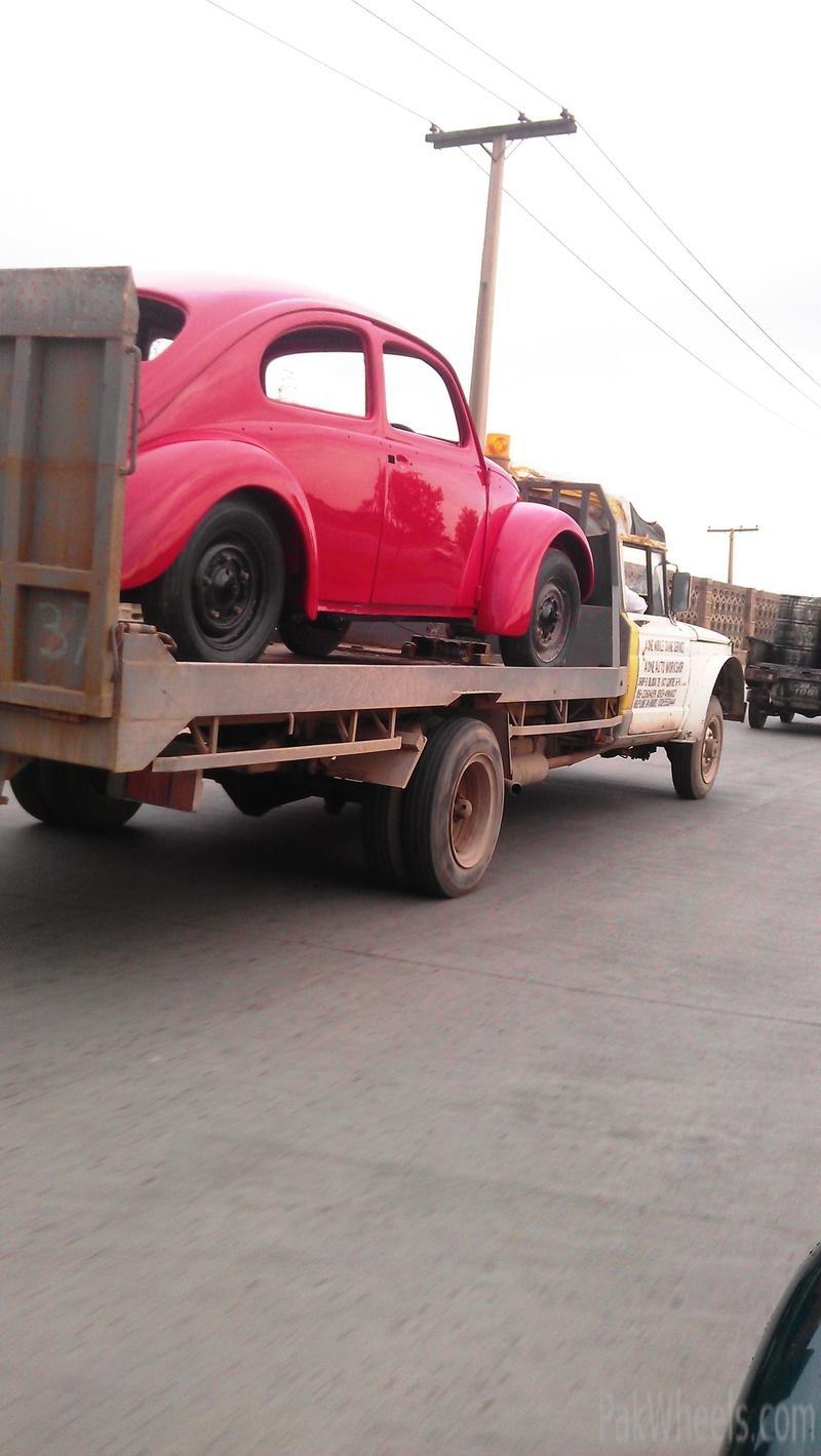 Volkswagen Club of Pakistan (VWCOP) - 400685