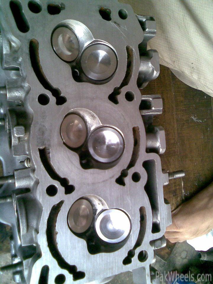 Putting New Rings On Old Pistons