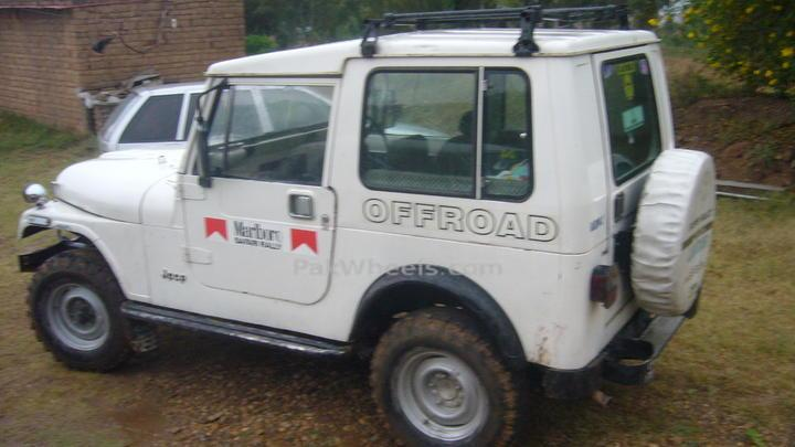 Dream Project : Ultimate CJ-7 for me - 100803