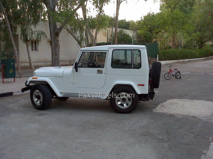 Dream Project : Ultimate CJ-7 for me - 100901