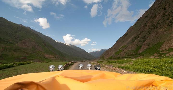 Team UNIMOG Punga 2010 @Elevation 14200ft–Via Babusar-Sheosar–Burzil–Minimerg–Butogah - 113828