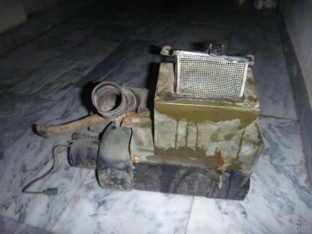 Parts Going Cheap - Mutt M151 / M825 - 114937