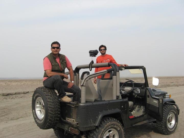 Jhal Magsi Rally(Pics) & Test Run Dec 13th 09 - 11509