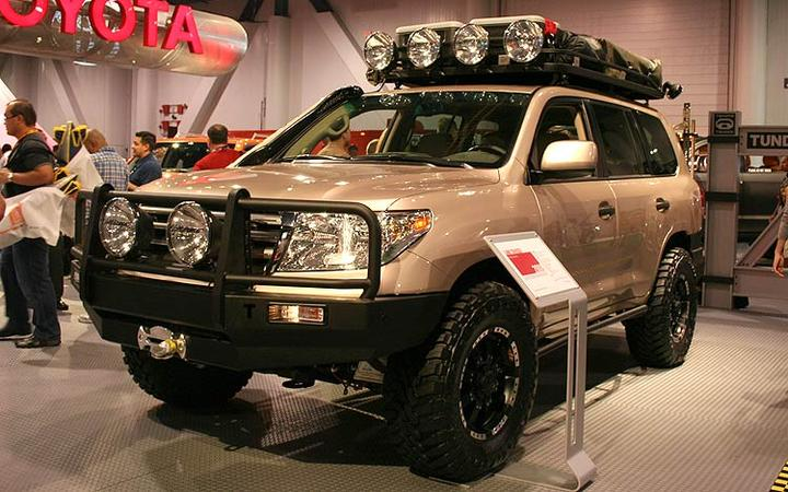 4 off roaders that you would love to own? - 115184