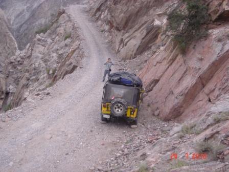 The Sixty Three Hours Jeep Safari - 116741