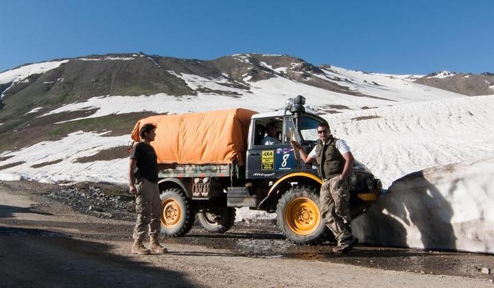 Team UNIMOG Punga 2010 @Elevation 14200ft–Via Babusar-Sheosar–Burzil–Minimerg–Butogah - 118671