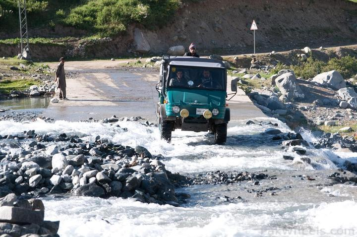 Team UNIMOG Punga 2010 @Elevation 14200ft–Via Babusar-Sheosar–Burzil–Minimerg–Butogah - 121932