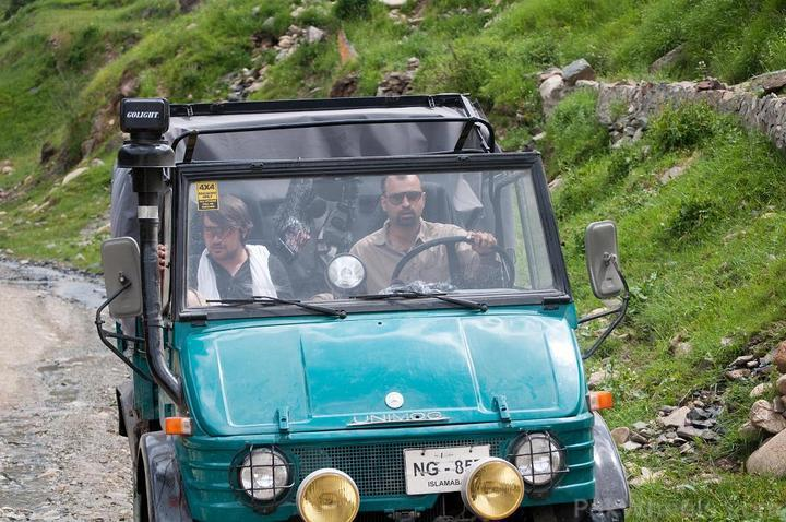 Team UNIMOG Punga 2010 @Elevation 14200ft–Via Babusar-Sheosar–Burzil–Minimerg–Butogah - 122766