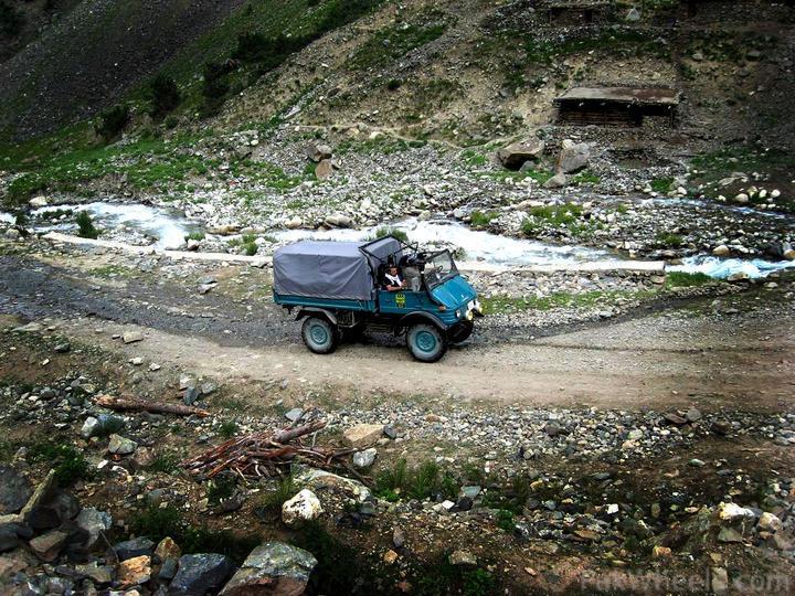 Team UNIMOG Punga 2010 @Elevation 14200ft–Via Babusar-Sheosar–Burzil–Minimerg–Butogah - 123167