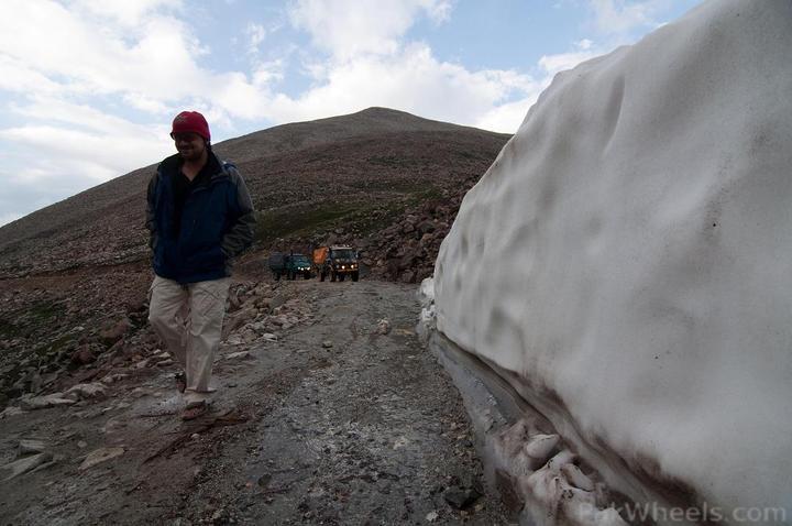 Team UNIMOG Punga 2010 @Elevation 14200ft–Via Babusar-Sheosar–Burzil–Minimerg–Butogah - 137696