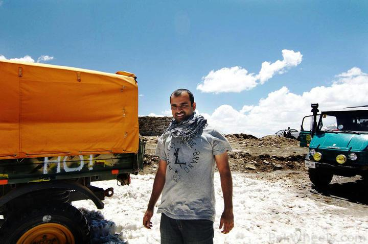 Team UNIMOG Punga 2010 @Elevation 14200ft–Via Babusar-Sheosar–Burzil–Minimerg–Butogah - 143058