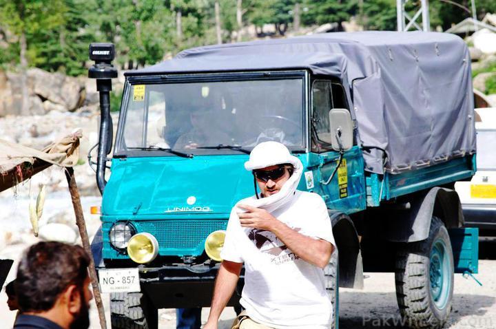 Team UNIMOG Punga 2010 @Elevation 14200ft–Via Babusar-Sheosar–Burzil–Minimerg–Butogah - 143059