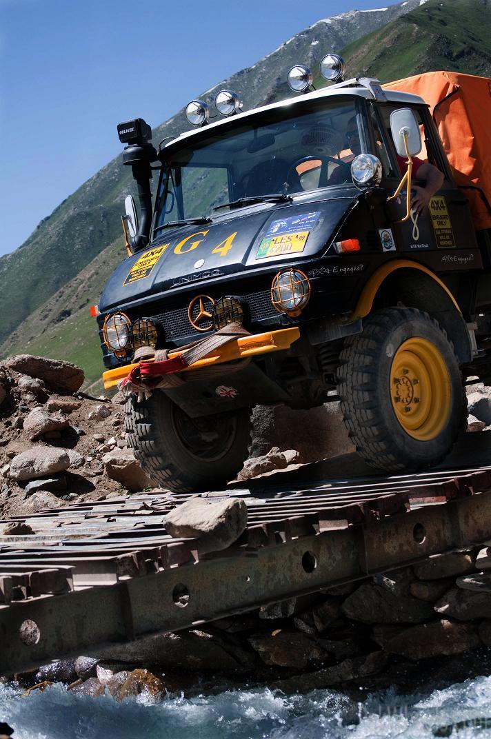 Team UNIMOG Punga 2010 @Elevation 14200ft–Via Babusar-Sheosar–Burzil–Minimerg–Butogah - 143067