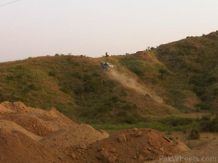 IJC Bahria Track Hunting on 17 th Oct 2010 - 149999