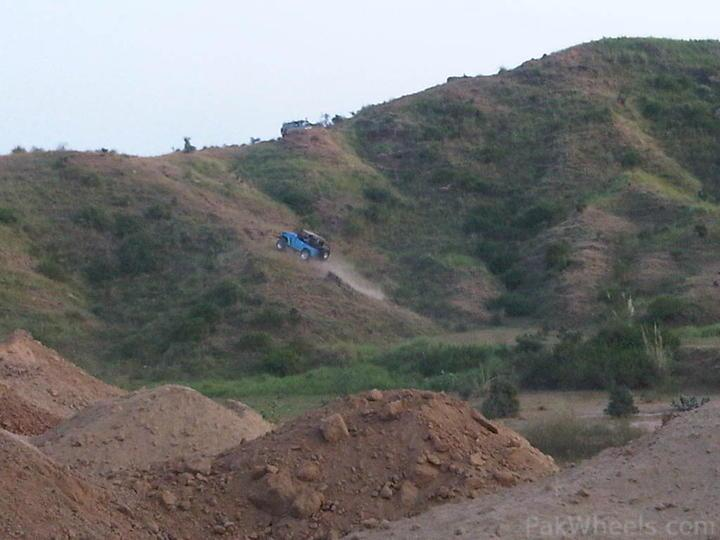 IJC Bahria Track Hunting on 17 th Oct 2010 - 150000