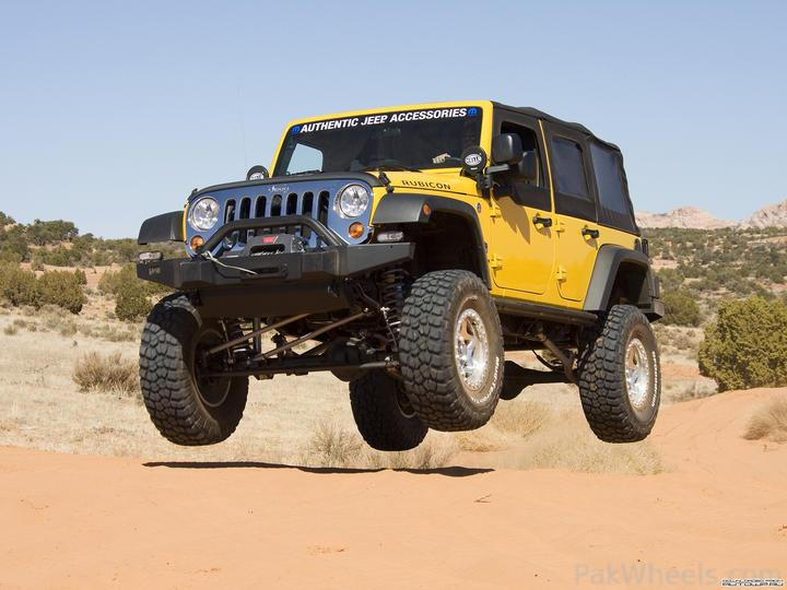 the jeep channel -157353