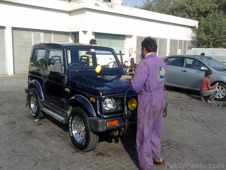 My new 4X4 Suzuki JIMNY SIERRA - 164750