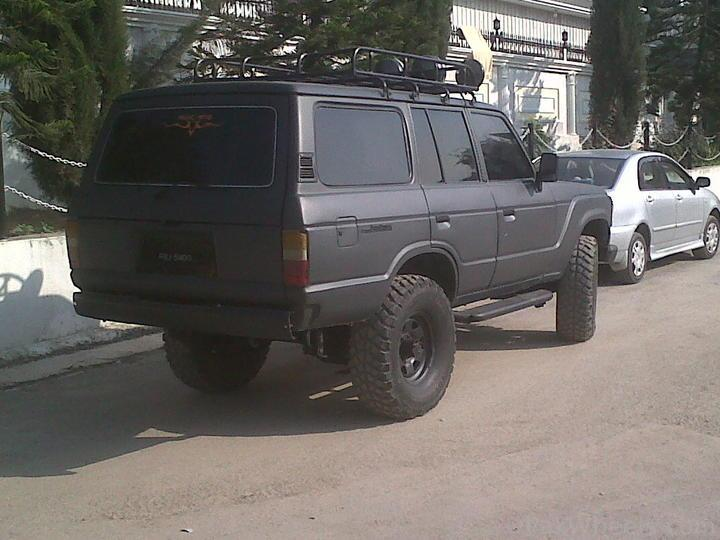 Monster bj60 land cruiser up for grabs - 172257