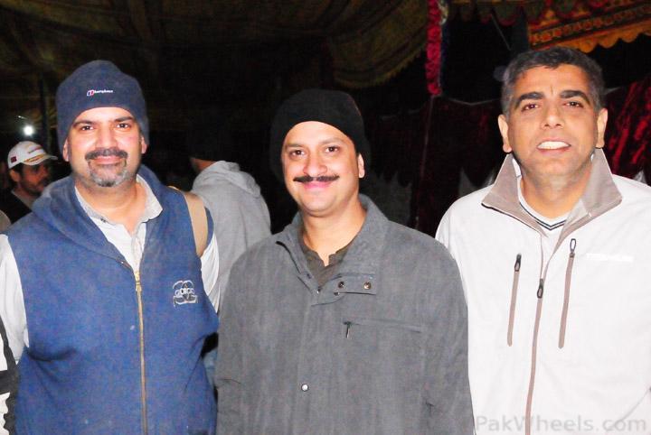IJC Rally team Jhal 2010 experience - 173607