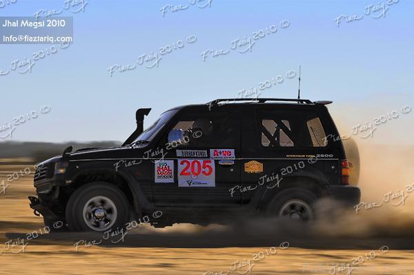 IJC Rally team Jhal 2010 experience - 175021