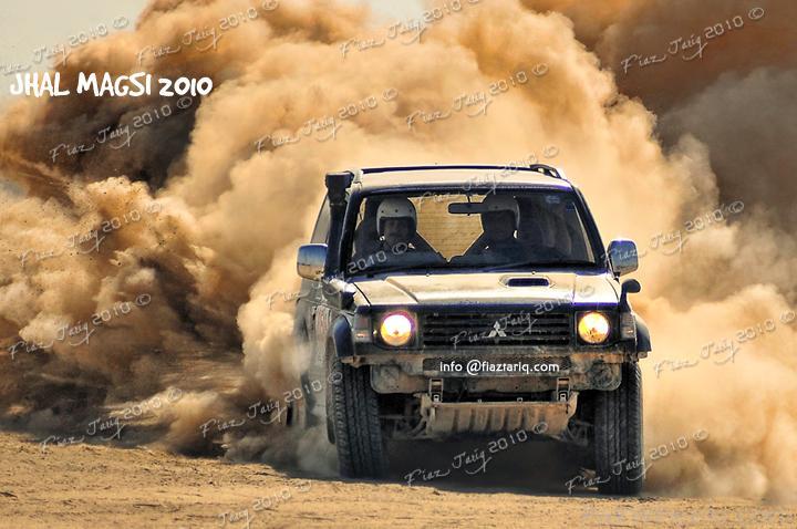 IJC Rally team Jhal 2010 experience - 175801