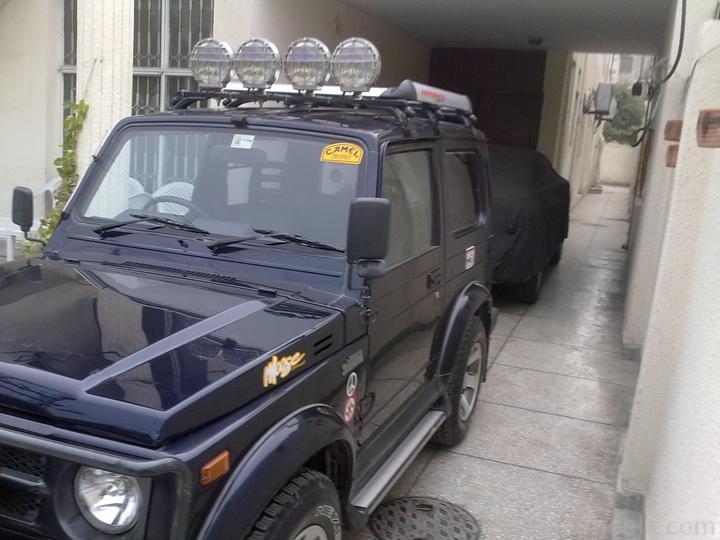 My new 4X4 Suzuki JIMNY SIERRA - 184405