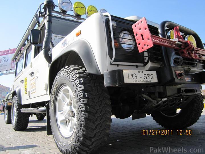 Beyond 4x4Engaged? 1st Jeep Snow Rally Malam Jabba 2011 - 194789