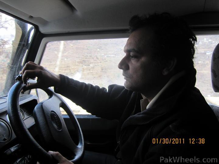 Beyond 4x4Engaged? 1st Jeep Snow Rally Malam Jabba 2011 - 194811