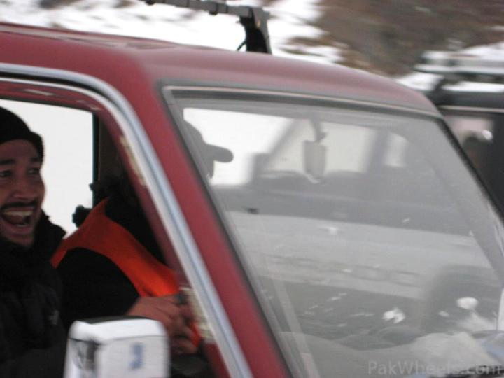 Beyond 4x4Engaged? 1st Jeep Snow Rally Malam Jabba 2011 - 196219